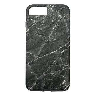 Laje de mármore preta capa iPhone 7 plus