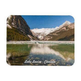 Lake Louise, Canadá, ímã