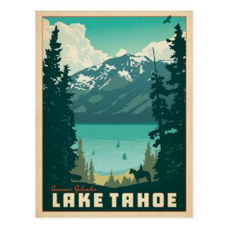 Lake Tahoe | Califórnia & Nevada Cartão Postal
