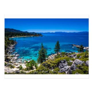 Lake Tahoe Cartão Postal