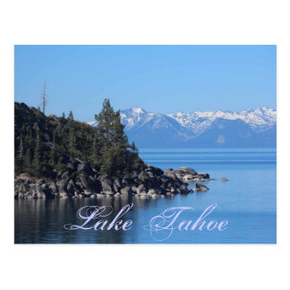Lake Tahoe, Nevada Cartão Postal