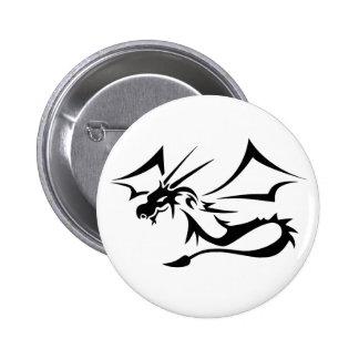 Lambton o dragão preto botons