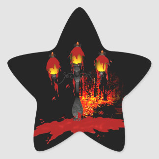 Lâmpada Adesito Estrela