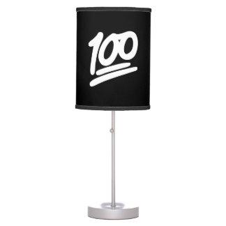 """Lâmpada de Emoji """"100"""""""