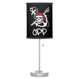 Lâmpada de OPP |