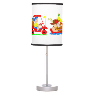 lâmpada do bebé do berçário