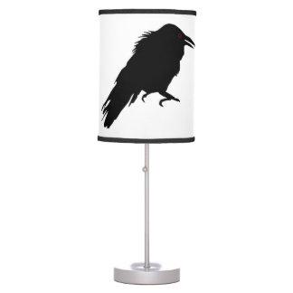 Lâmpada do corvo