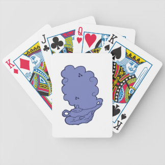Lâmpada mágica baralho de cartas