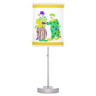 Lâmpada para a sala de crianças