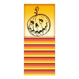 Lanterna de sorriso bonito o Dia das Bruxas de Jac Convites Personalizados