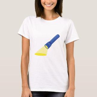 Lanterna elétrica camiseta