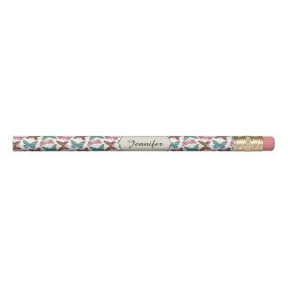 Lápis Borboletas de vibração