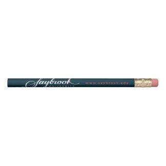 Lápis de Saybrook - marinho