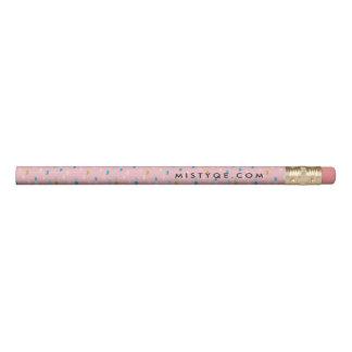 Lápis O rosa do divertimento modelou 1 linha