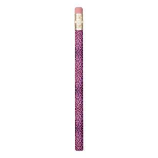Lápis Pele cor-de-rosa e roxa de Jaguar