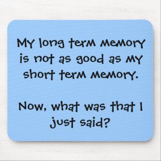Lapso Mousepad da memória