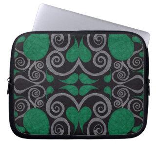 Laptop do teste padrão/luva da tabuleta capa para laptop