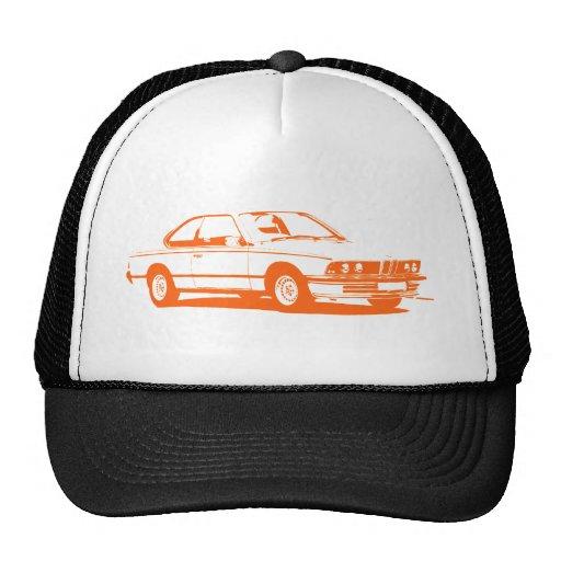 Laranja clássica de BMW Boné