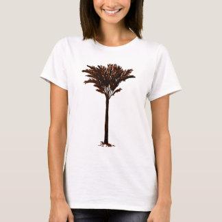 Laranja da palmeira 2 os presentes de Zazzle do Camiseta