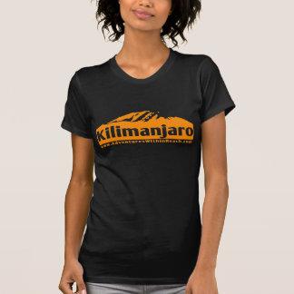 Laranja de Kilimajaro Camiseta