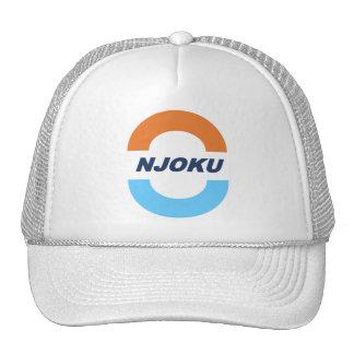 Laranja de Njoku/marinho/chapéu azul do logotipo Boné
