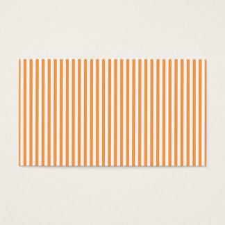laranja listrada cartão de visitas