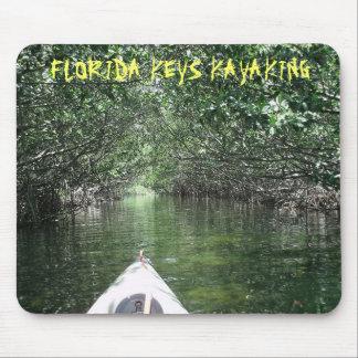 Largo chave de Pointe do oceano, CHAVES de FLORIDA Mouse Pad