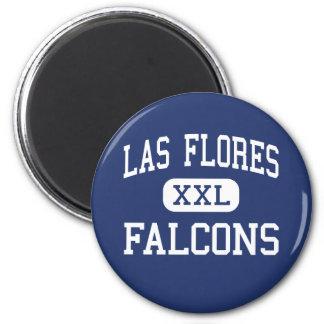 Las Flores - Falcons - alto - Sacramento Imas De Geladeira
