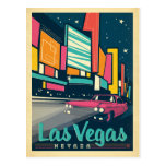 Las Vegas, nanovolt Cartão Postal