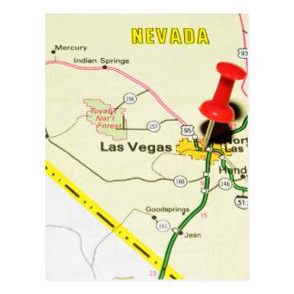 Las Vegas, Nevada Cartão Postal
