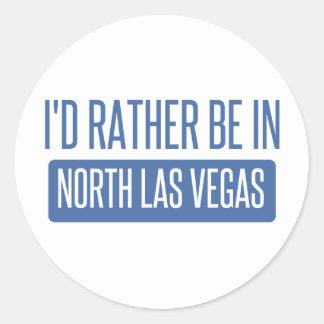 Las Vegas norte Adesivo