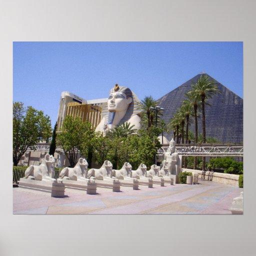 Las Vegas Impressão