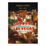 Las Vegas que Wedding o convite