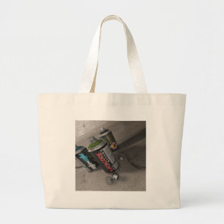 Latas legal do pulverizador dos grafites do abstra bolsa para compra