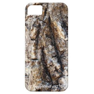 Latido de árvore da natureza capas para iPhone 5