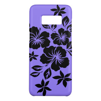 Lavanda floral havaiana do hibiscus de Lilikoi Capa Case-Mate Samsung Galaxy S8