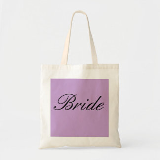 Lavanda nupcial Wedding do roxo do bolsa da