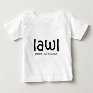 Lawl - porque eu soletro differnetly t-shirts