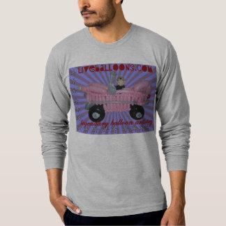 lbcar - cinza da Personalizar-urze Tshirts