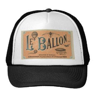 Le Ballon Rédaction e departamentos Boné