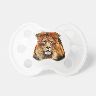 Leão africano chupeta