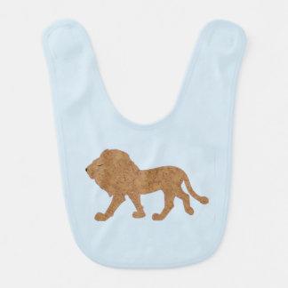 Leão Babador De Bebe