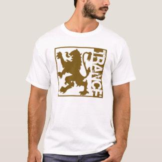 Leão Brown do Trance Camiseta
