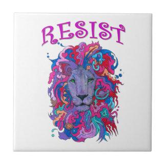 Leão da resistência