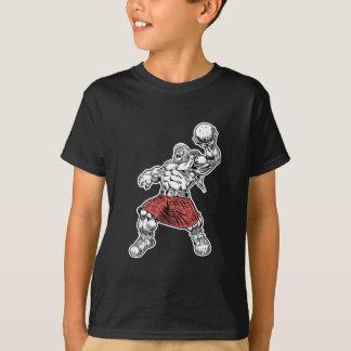 leão das montanhas camiseta