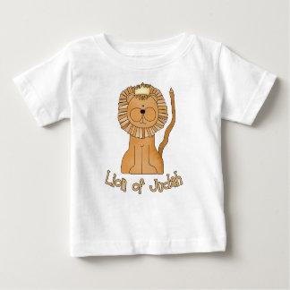 Leão de Judah Camiseta Para Bebê