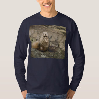 Leão de mar juvenil de Steller - camisas