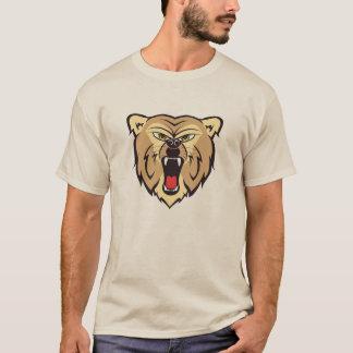 Leão de montanha camiseta