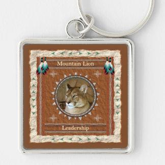 Leão de montanha - chaveiro da liderança