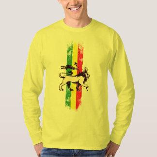 Leão do rei camiseta